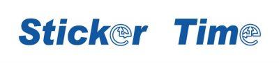 Sticker Time Logo