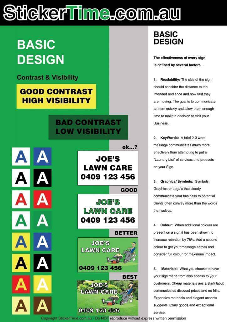Good Basic Design Example