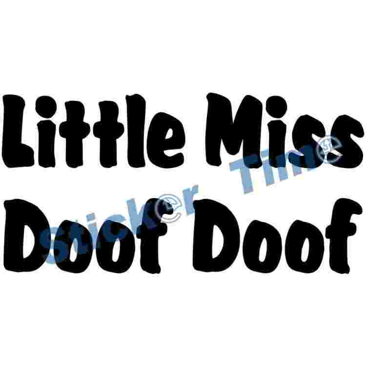 Little Miss Doof Doof