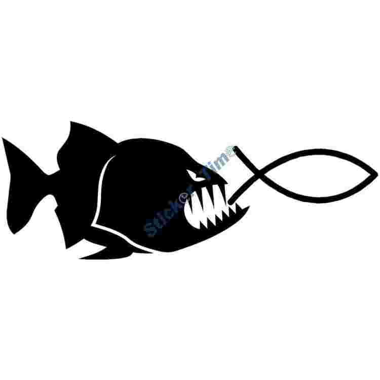 Piranha and Religious Fish