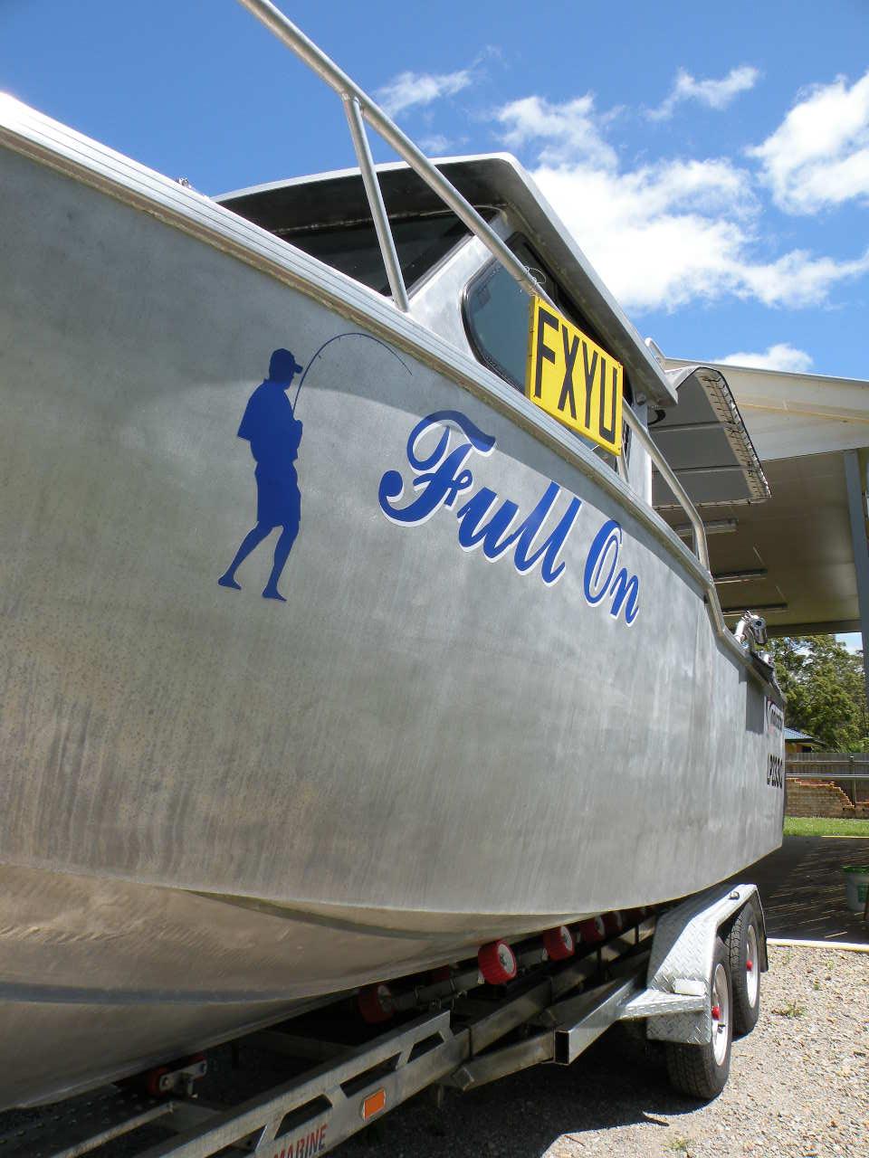 Rutchy's Boat